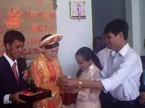 Đám cưới cháu Huỳnh Nga-Phần 2