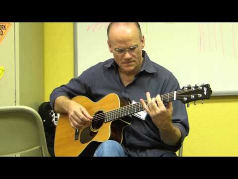 DADDAD Tuning - Sam Swank - Acoustic Music Camp