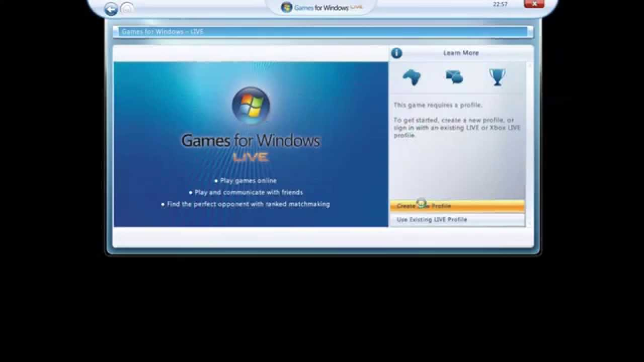 How To Make Windows Live Account Offline Mode Youtube