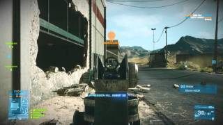 Battlefield 3 Online Gameplay - JackFrags - Multiplayer #2 - Operation Firestorm - 28th October 2011 - 1080p PC