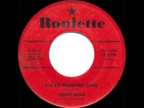 1958 Count Basie - The Kid From Red Bank mp3