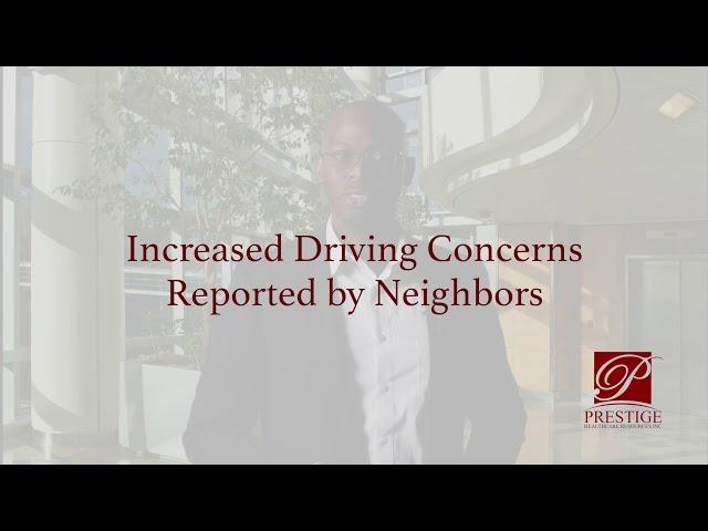 Elder Care Book Series Video 11:  Need Help Behind the Wheel?