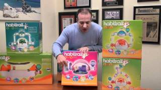 Review Of All Habitrail Ovo Series - Suite, Studio, Loft, Home & Dwarf Hamster Starter Kits