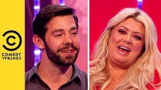 Did Gemma Turn Her Ex Boyfriend?   Your Face Or Mine