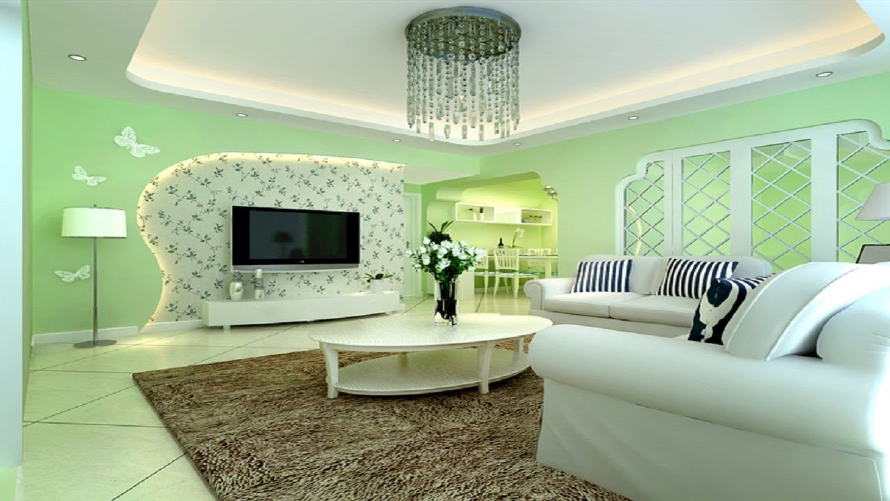 Luxury home interior design home decor ideas living room ceiling designs youtube - Home design inside ...