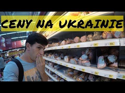 Ceny na Ukrainie.