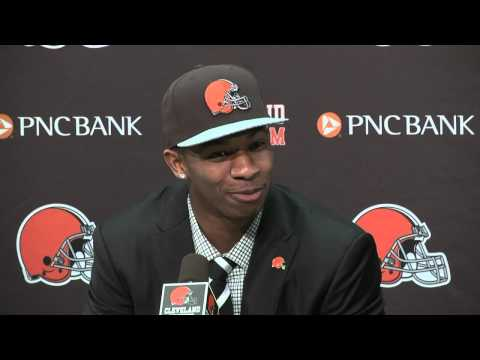 Gilbert: 'Cleveland Browns, we're coming'