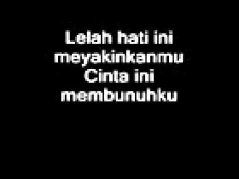 D'Masiv   Cinta Ini Membunuhku with Lyrics ~!