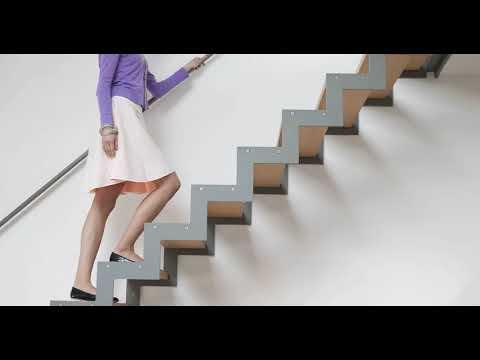 Presión arterial después de subir escaleras