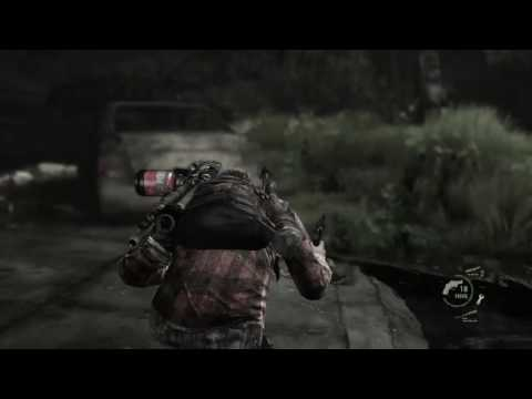 The Last Of Us-Fully Upgraded Joel On Easy...