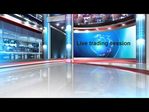 Live From The Trading Floor, London Forex And Bitcoin Trading Session.