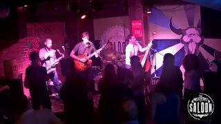 Kyle Lacy and The Harlem River Noise live at The Westport Saloon
