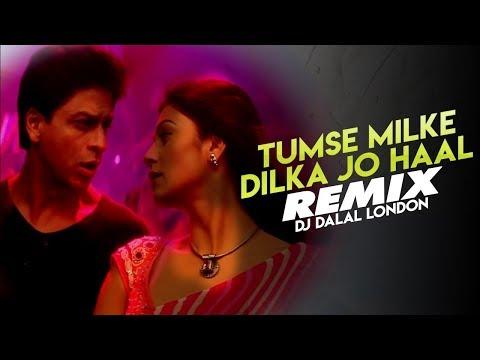 Tumse Milke Dilka Jo Haal (Remix) Dj Dalal London Dj Krit   2019   Latest Dj Songs   Sonu Nigam