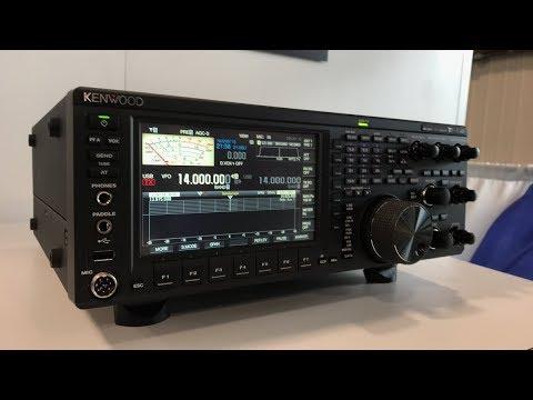 Kenwood TS-890S NEW!!! HF Radio  @  hamvention 2018