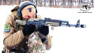Must Watch: AK Marksmanship Fundamentals - Prone Position