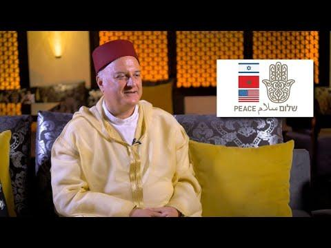 ممثل إسرائيل في المغرب السفير غوفرين يفتخر بوصوله الى بلد المحبة والتسامح