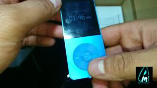 Download Tengsen X1 MP4 Player (Review)