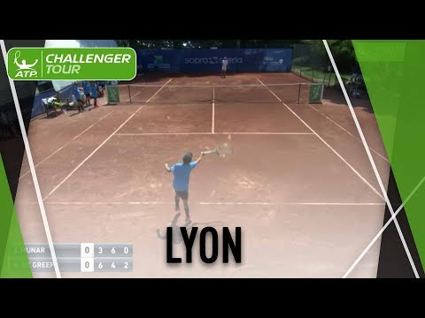 Ball Kid Wins Point At Lyon Challenger 2017