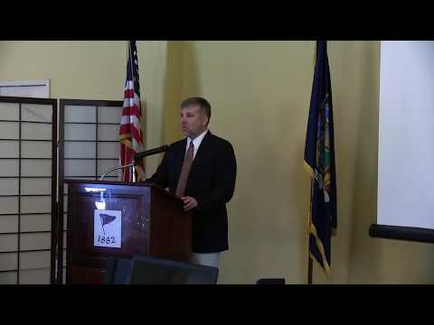 Ryan Young- The Journey of Camp Veritas at Knights of Columbus Breakfast