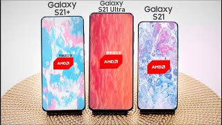 Samsung Galaxy S21 - EXYNOS AMD MUST WIN.