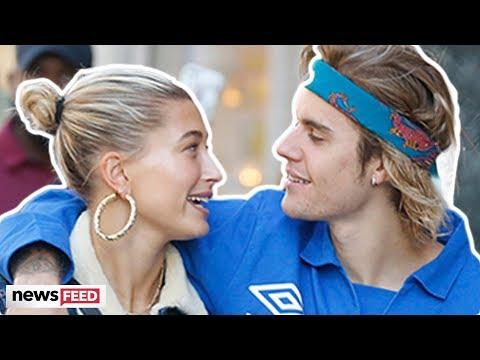 Justin Bieber & Hailey Set Date For Wedding Ceremony!