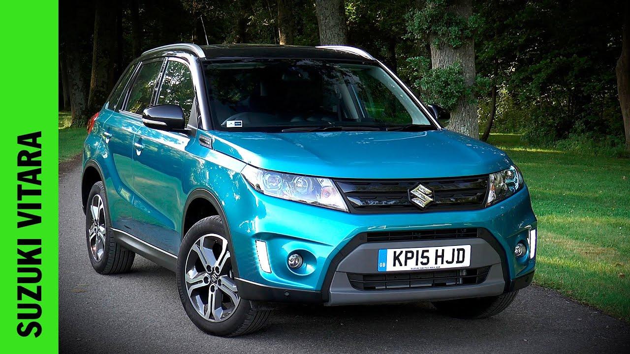 New Suzuki Vitara Review