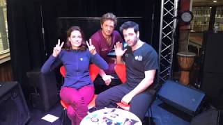 Colin Donnell, Torrey DeVitto, and Nick Gehlfuss - LIVE from One Chicago Day!