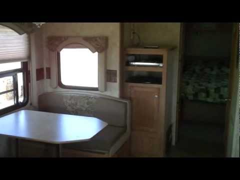 2007 Pilgrim Travel Trailer 278rlss Youtube