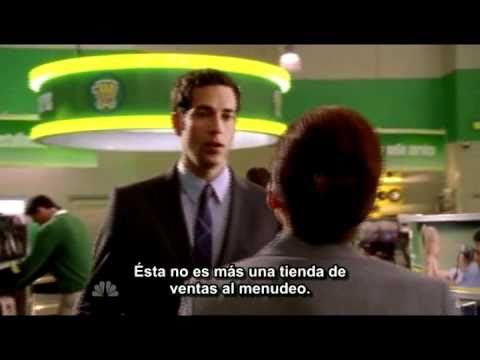 Chuck 4X01 // You're Back End of Discussion