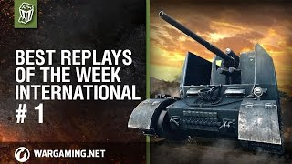 Best Replays of the Week: International Ep. 1