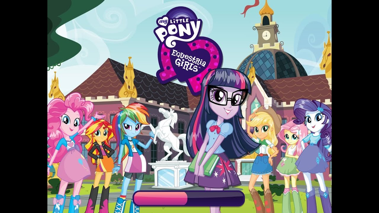 Quizz Equestria Girls - Quiz My little pony