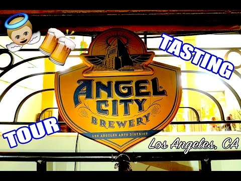 ANGEL CITY BREWERY | BEER TASTING AND TOUR