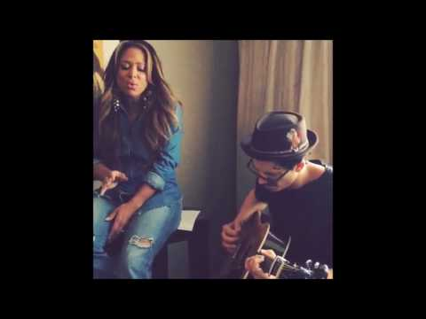 Tamia Stuck With Me Acoustic (Snippet)