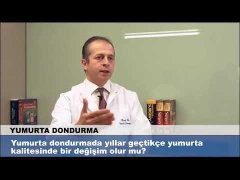 Yumurta dondurmada yıllar geçtikçe yumurta kalitesi azalır mı   - Prof Dr Fatih Şendağ