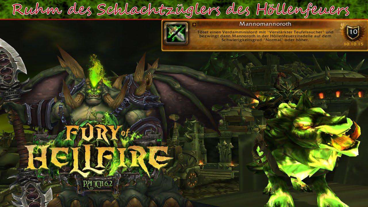 Reittierruhm - Erfolg - World of Warcraft