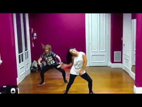 back prince royce feat pitbull zumba with erika rivere