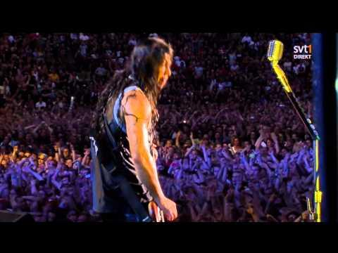 Metallica - Memory Remains (Amazing Crowd!) Live Ullevi Stadium, Gothenburg, Sweden 2011-07-03 HD