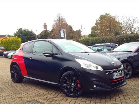 Peugeot 208 1.6 THP GTi by Peugeot Sport for Sale at CMC-Cars, Near Brighton, Sussex