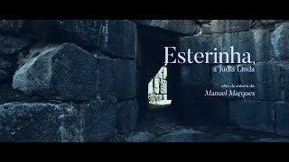 capa de Esterinha, a Judia Linda de Manuel Marques