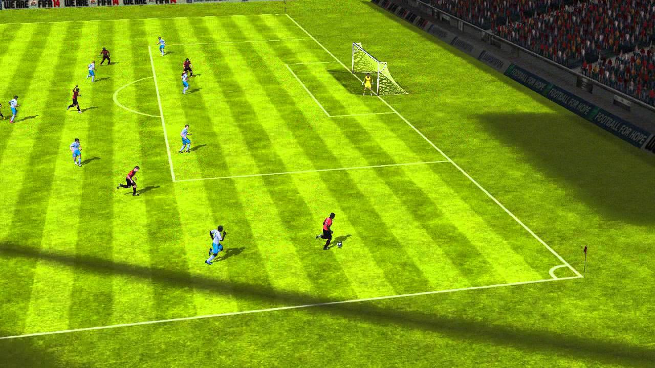 Download FIFA 14 Android - dp Ccuta VS Melb. Victory