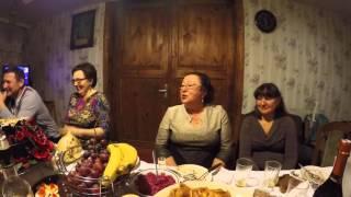 Песня про петуха и курочку в честь 60летней годовщины свадьбы