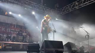 """NEEDTOBREATHE """"Banks For Your River"""" debut on The Rock Boat XX pool deck! 1/24/2020"""