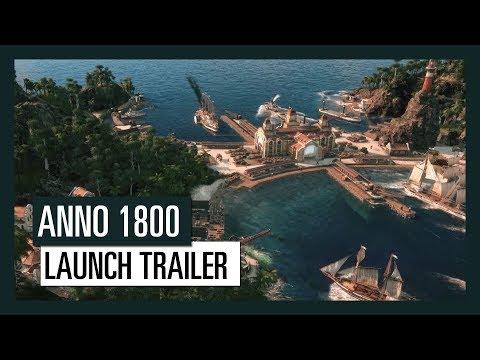 [AUT] Anno 1800 - Launch Trailer | Ubisoft [DE]