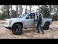 2005 Chevrolet Colorado Z71 4x4: College Cars Episode 12