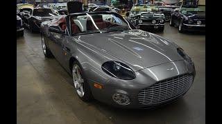 2003 Aston Martin DB AR1 Roadster - Autosport Designs