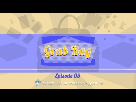 Grab Bag: 2 Hours to Create a New Board Game! | Episode 5 | Paul Peterson & James Ernest