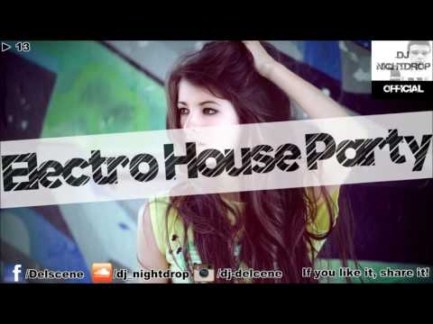► 13 | Electro & House Hype Party Banger Club Charts Festival Dance Music Mix 2016 | by DJ Nightdrop