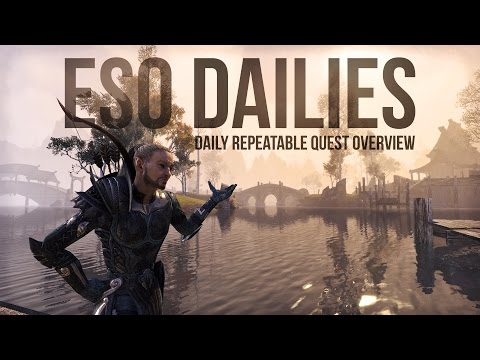 Eso Dailies Gold Coast