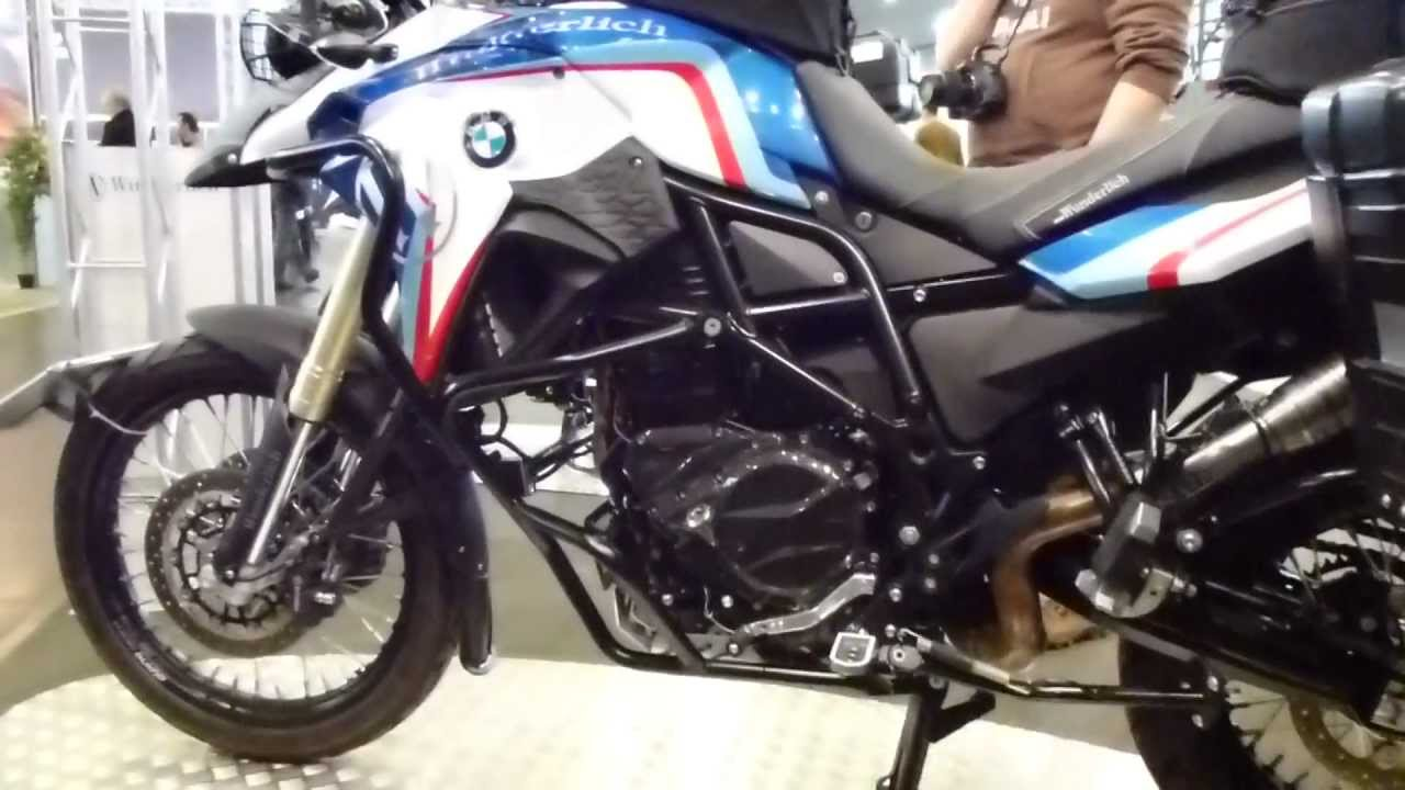 Bmw F 800 Gs By Wunderlich Youtube