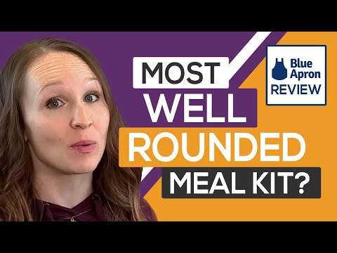 👩🍳 Blue Apron Review: Unboxing, Recipes & Meals (Taste Test) - Видео онлайн